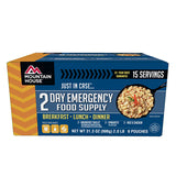 Mountain House Emergency Food Supply, 2-Day - Your Gear Club