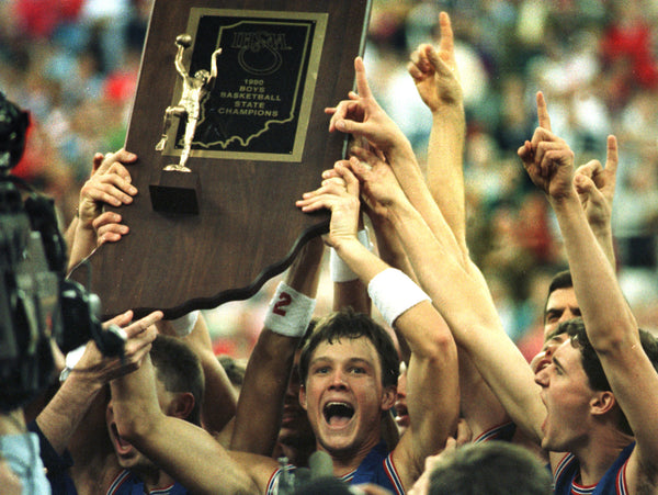 History of Our Hysteria: Indiana High School Basketball