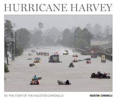 Hurricane Harvey: by the staff of the Houston Chronicle Cover