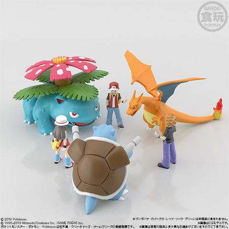 PREORDER Pokemon Scale World Kanto Blastoise