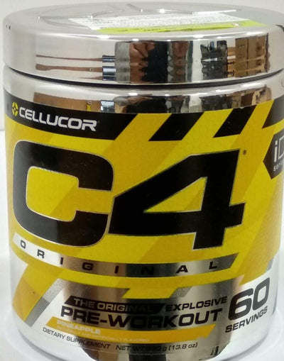 CELLUCOR C4 60 SERVINGS BERRY BOMB