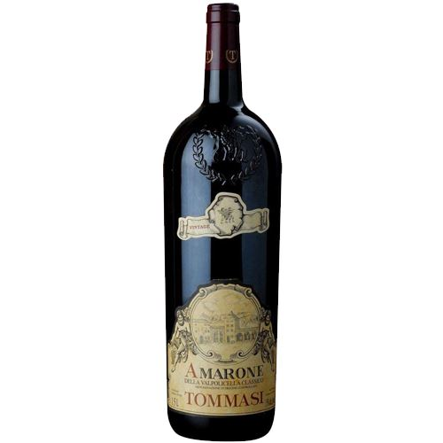 Tommasi Amarone Classico 2013 300cl in Wooden Gift Box 15% ABV