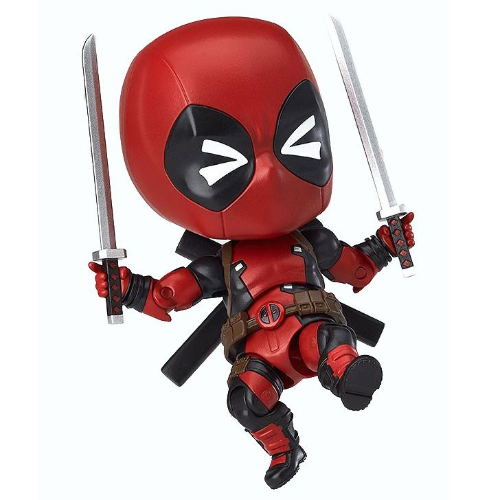 Action Figure Deadpool Articulável