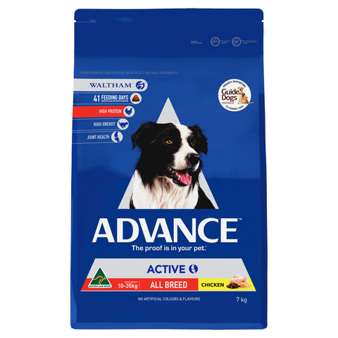 ADVANCE Adult Dog All Breed Active - Humble Pet Products