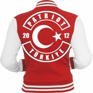 PATRIOT TÜRKEI COLLEGE JACKE