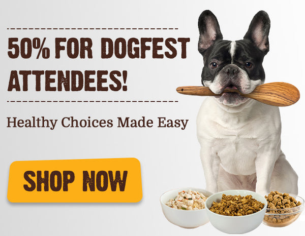 50% Dog Vouchers - SP3 Pinterest Healthy Choices Made Easy