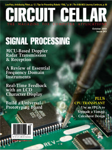 Circuit Cellar Issue 243 October 2010-PDF - CC-Webshop
