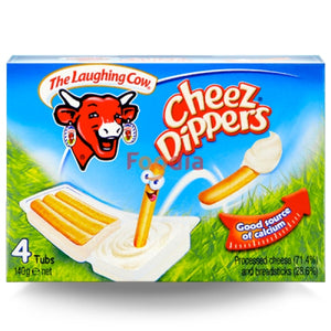 Laughing Cow	Cheese Dippers 140 Gr Keju