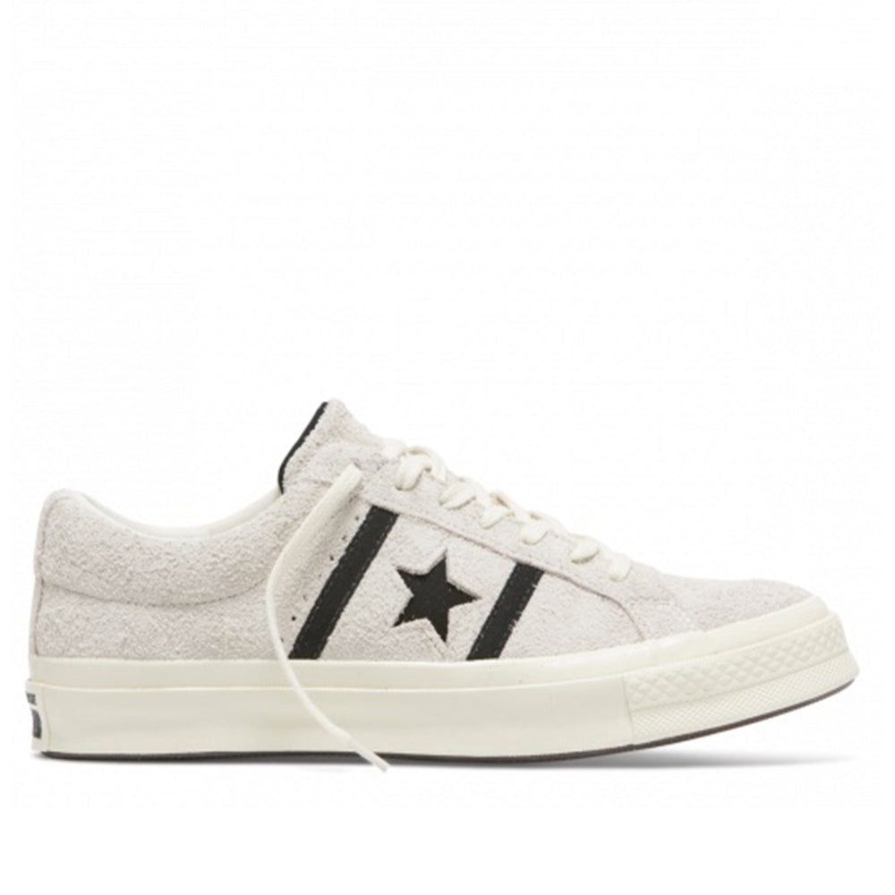 Converse One Star Academy Low Egret/Black 163269