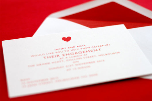 The right way to send a formal invitation