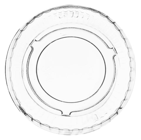 Compostable Clear Portion Pot Lids - Small
