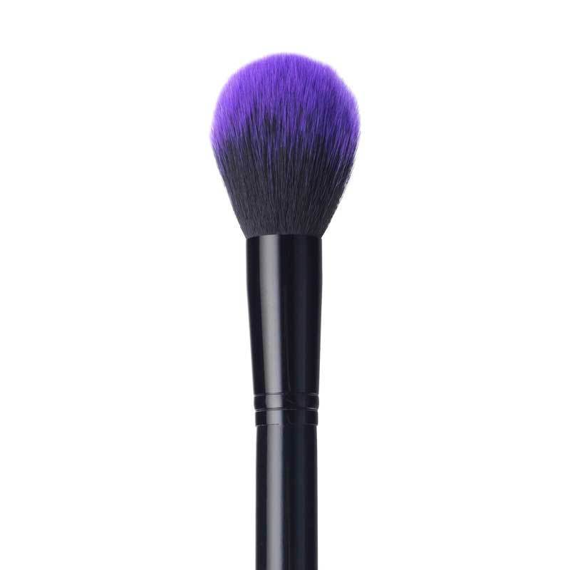 BRUSHES - PURPLE POWDER MAKEUP BRUSH