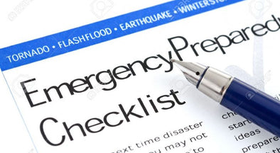 How Family Caregivers Can Plan for Natural Disasters