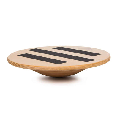OPTP Wooden Wobble - Used For Physical Therapy & Ankle Exercises - Senior.com Physical Therapy