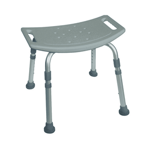 Drive Medical Bathroom Safety Shower Tub Bench Chair Gray - Senior.com Bath Benches & Seats