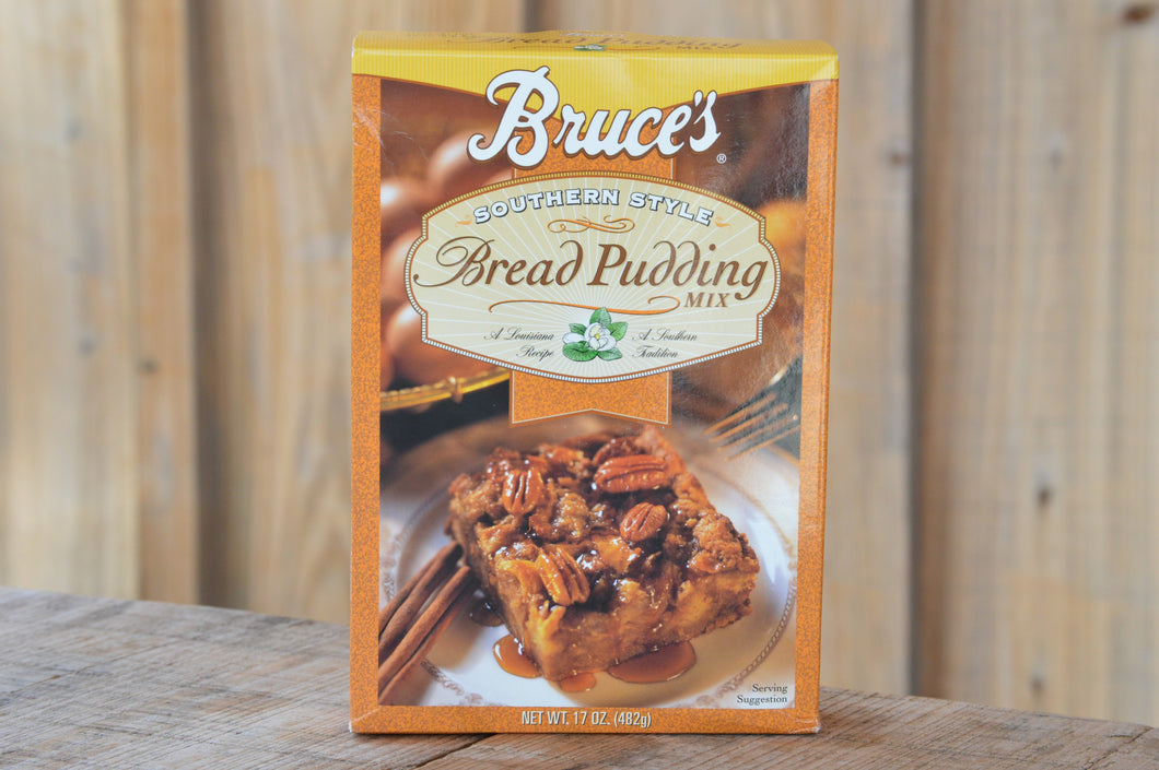 Bruce's Bread Pudding