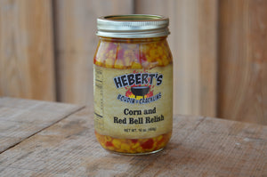 Corn & Red Bell Relish