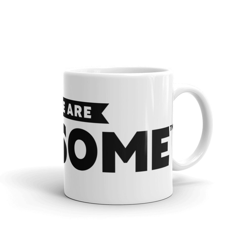 People Are Awesome Coffee Mug