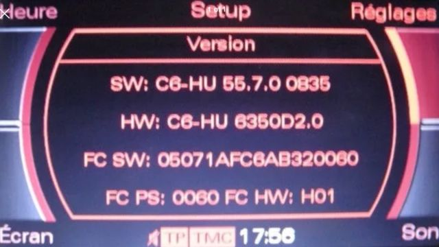 [HOW TO] Audi MMI 2G High Firmware Update