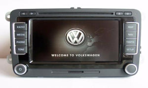 Volkswagen RNS-510 2018 Navigation Map Update Package - 1T0919859B - SatNavUpgrade