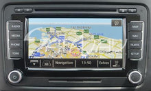 Load image into Gallery viewer, Volkswagen RNS-510 2018 Navigation Map Update Package - 1T0919859B - SatNavUpgrade