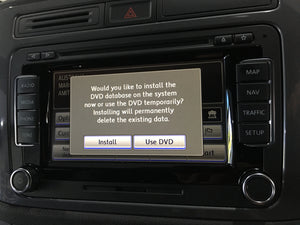 Volkswagen RNS-510 2019 Navigation Map Update Package - 1T0051859AQ