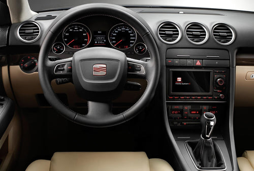 Seat Exeo RNS-E Navigation System