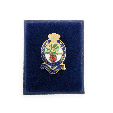 Regimental Badge Lapel Pin
