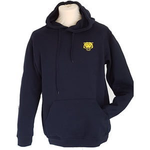 Navy Hoody - Embroidered PWRR Badge