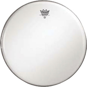 Remo 16 inch Ambassador White Tenor Drum Skin Head (Batter/Top)
