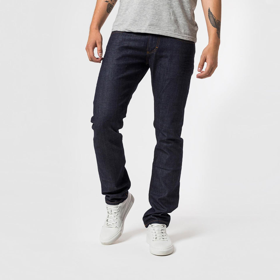 Anker Organic Denim Raw - Saint Street