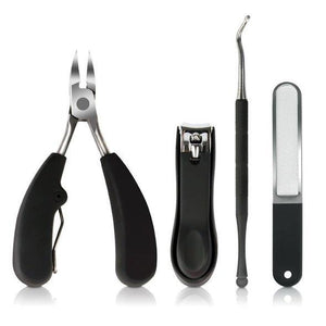 PRECISION TOENAIL CLIPPERS FOR THICK OR INGROWN TOENAILS