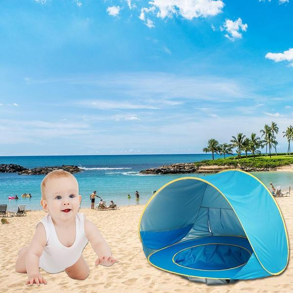 Baby Beach Tent UV-protecting Sun Shelter