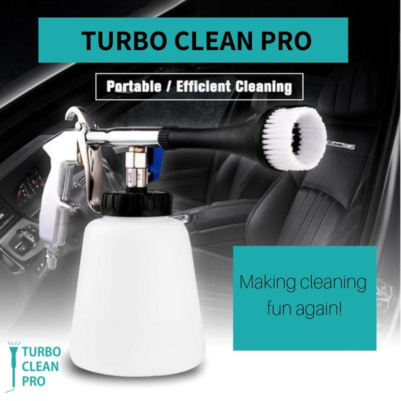 Turbo Clean Pro - (Over 50% Off! Lowest Price!!)