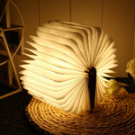 Book-Style Lamp