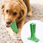 Dog Brushing Stick-Toothbrush for Oral Care