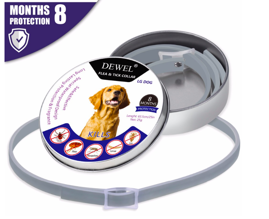 PRO Guard Flea and Tick Collars for Dog
