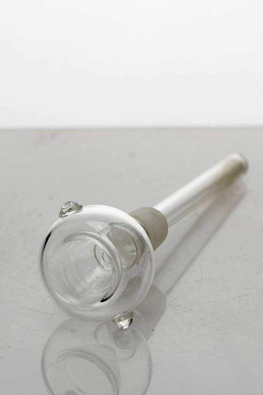 Glass round bowl stem - Bong outlet Canada