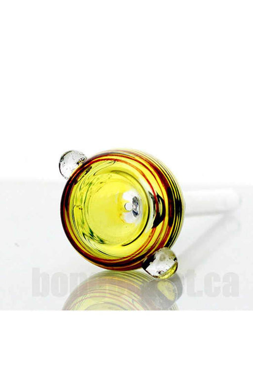 Glass bowl slide Tape B for 9 mm female joint - Bong outlet Canada