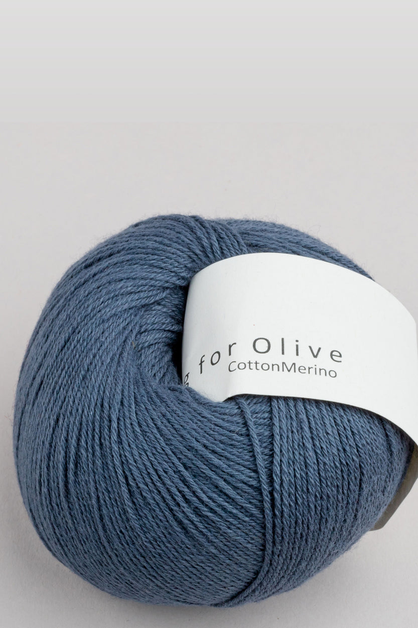 Knitting for Olive COTTON MERINO (70% хлопок / 30% меринос)