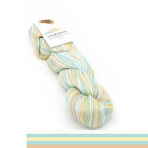 Пряжа Cascade Yarns ULTRA PIMA PAINTS - Цвет 9780 Pastel Mix | KatyushaShop.com