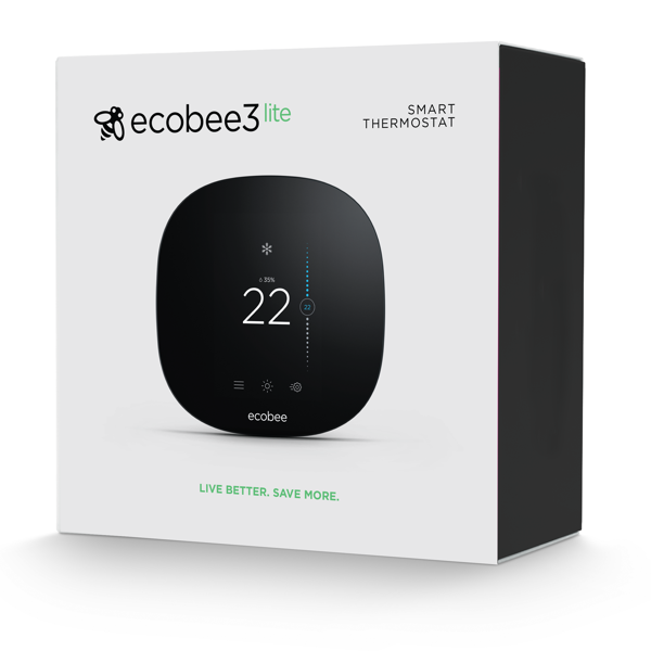 ecobee3 Lite Wi-fi Thermostat image 4763364098106