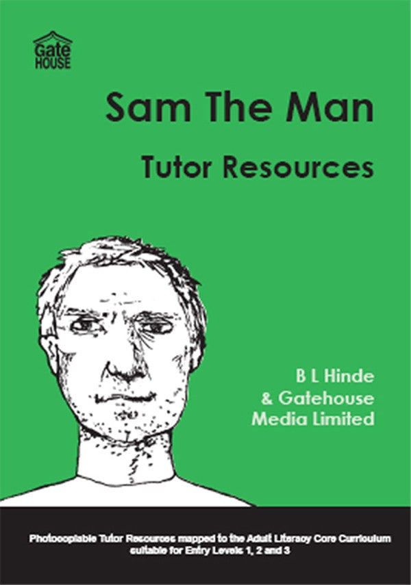 Sam The Man Tutor Resources