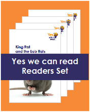 Load image into Gallery viewer, Yes We Can Read: Readers Set