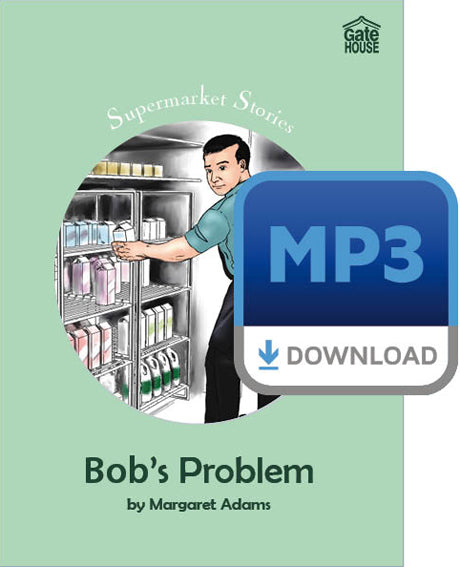 Bob's Problem Audio MP3