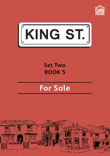 Load image into Gallery viewer, For Sale: King Street Readers: Set Two Book 5