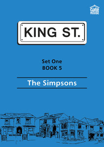 The Simpsons: King Street Readers: Set One Book 5