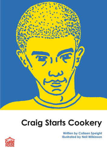 Craig Starts Cookery