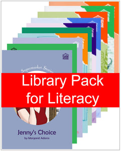 Gatehouse Library Pack for Literacy (120)