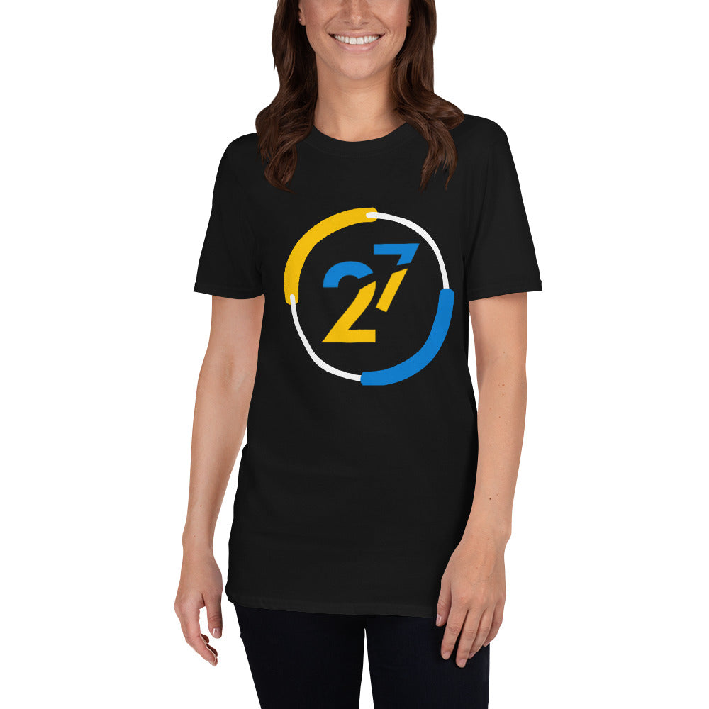27 icon Women's Short-Sleeve  T-Shirt